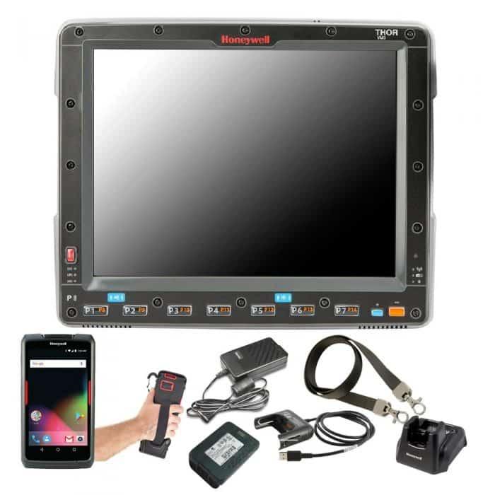 Tablette Honeywell professionnelle et ses accessoires