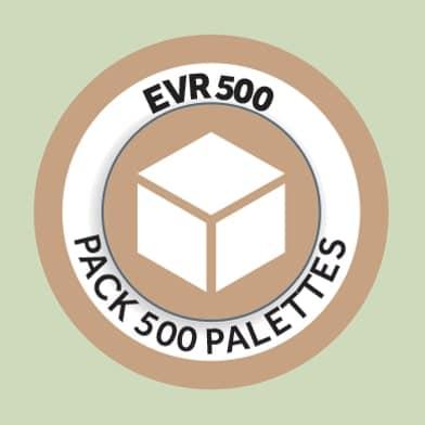 Pack EVR 500