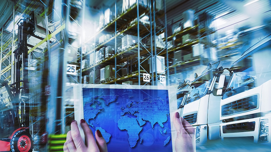 entrepôt du futur et technologies