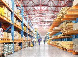 Distribution matériaux